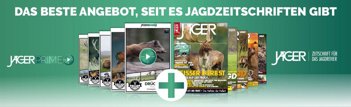 JÄGER-Magazin